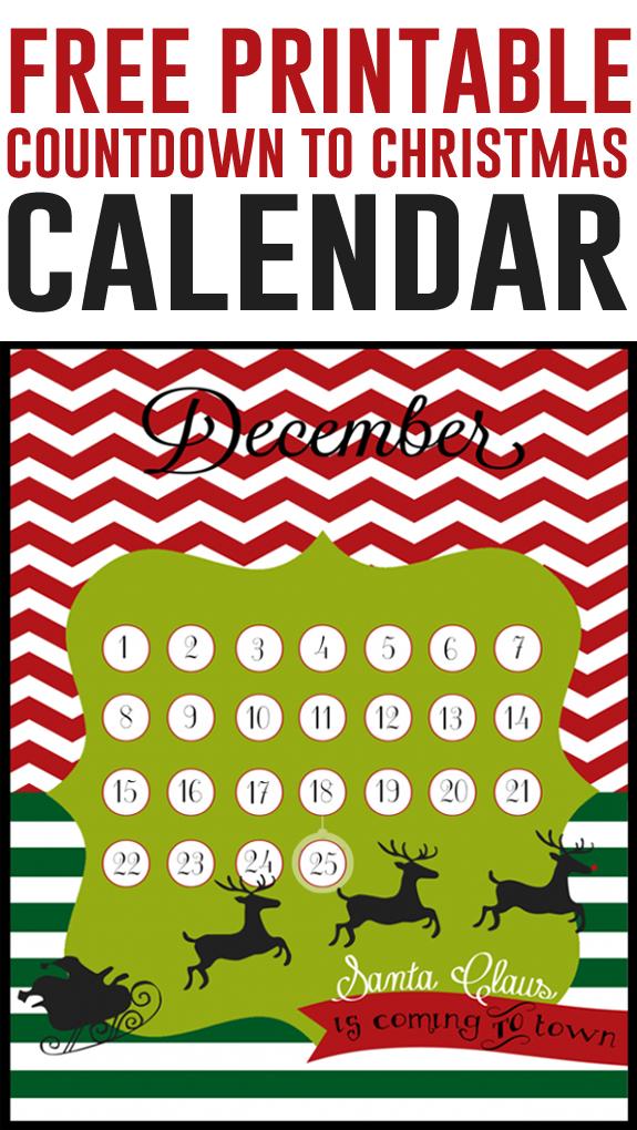 20+ Fun Christmas Countdown Ideas - Eighteen25