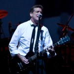 Glenn Frey checks out. So do the Eagles.