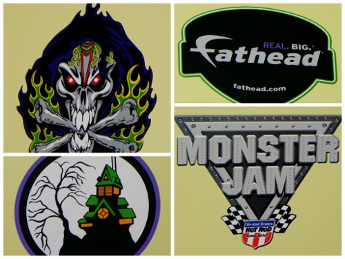 Perfect Monster Jam Wall Decor Mold - Wall Art Collections ...