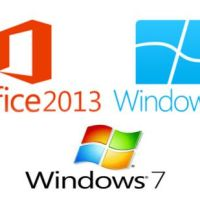 Pre-Activated Windows 7 + Windows 8.1 + Office 2013 PRO PLUS
