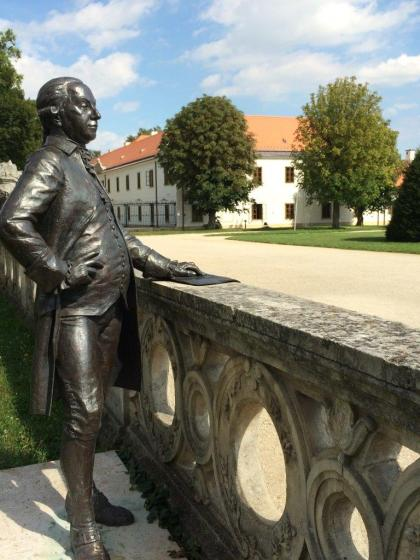 Haydn in Schloss Fertöd