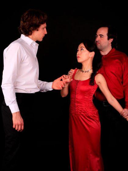 Das Triptychon - Romeo und Julia