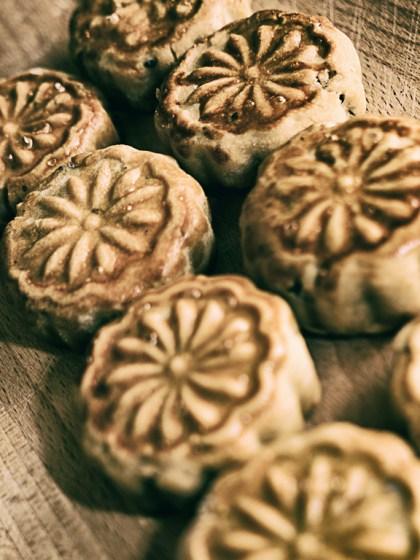 Mondkuchen-月饼
