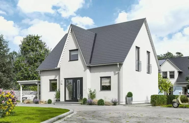 Reetdach Lifestyle 120 | Town & Country Haus | Einfamilienhaus.de