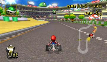 Stallion   Mario Kart Wii 01 300x168 22 Years Of Mario kart Games   The Retrospective