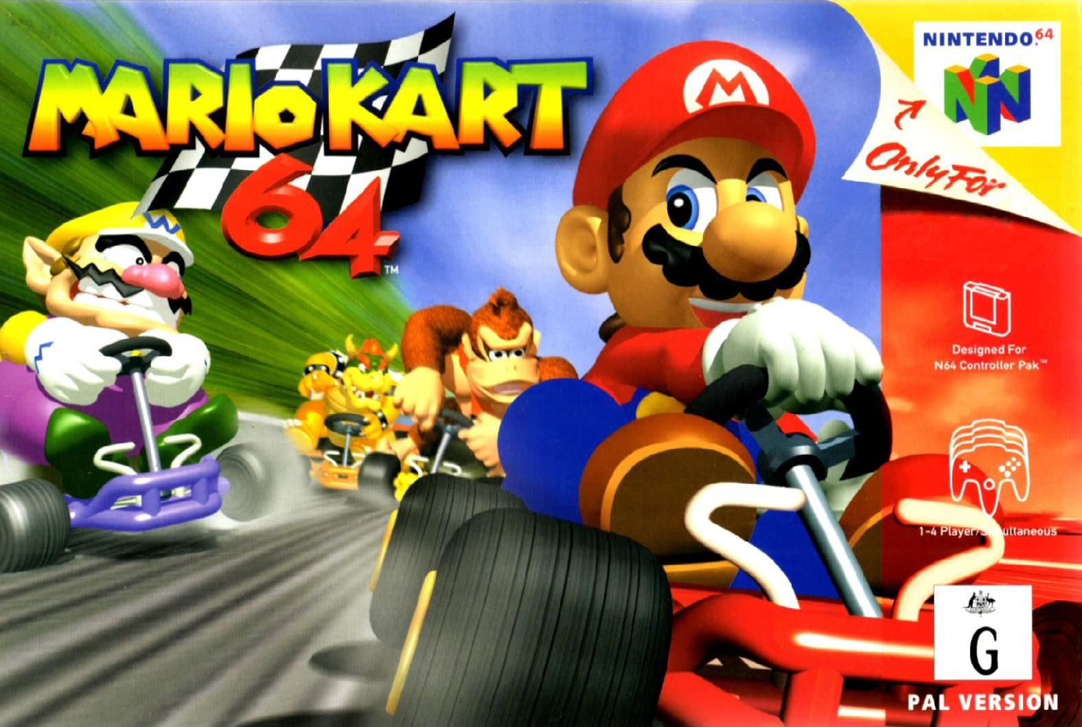 22 years of mario kart games einfo games. Black Bedroom Furniture Sets. Home Design Ideas