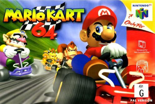 mariokart642 1024x688 22 Years Of Mario kart Games   The Retrospective
