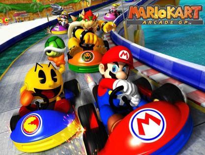 scene 1024x768 22 Years Of Mario kart Games   The Retrospective