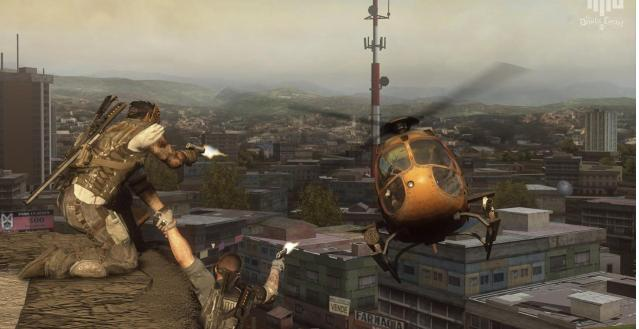 army of two the devils cartel xbox 360 ps3 screenshots 10 900x464 Army of Two the Devils Cartel Announced