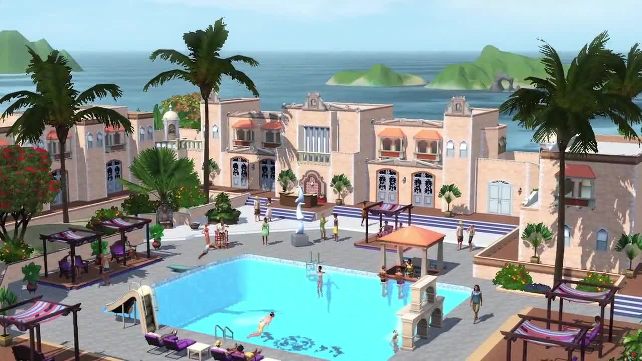 Hd Wallpaper Pack Free Download Rar The Sims Go To Island Paradise Einfo Games