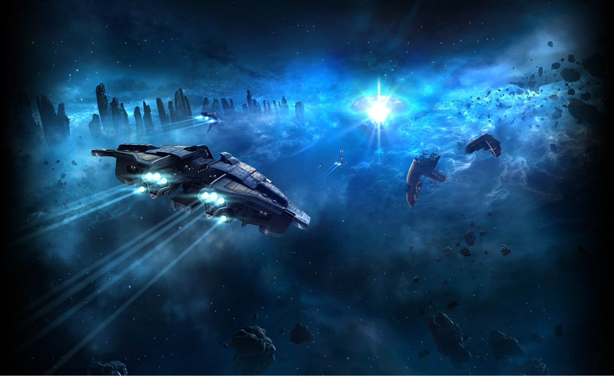 3d Video Wallpaper Player Eve Online Odyssey Launches Inspiring New Adventures