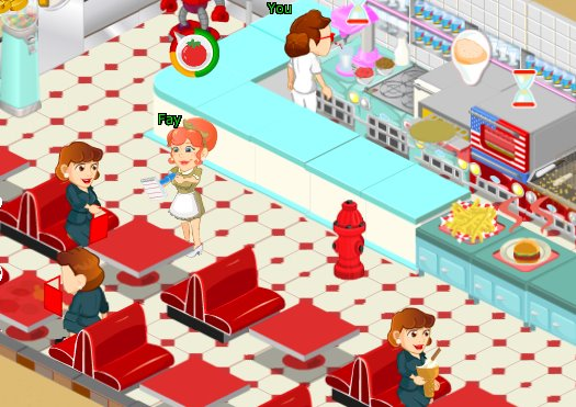 diner american style
