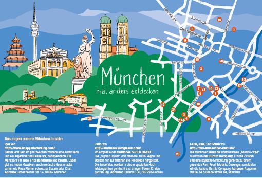 Muenchen Ameropa, Münchentipps, Städtetipp München