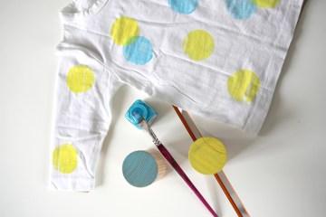DIY Shirt Erster Geburtstag