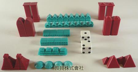 房屋與骰子
