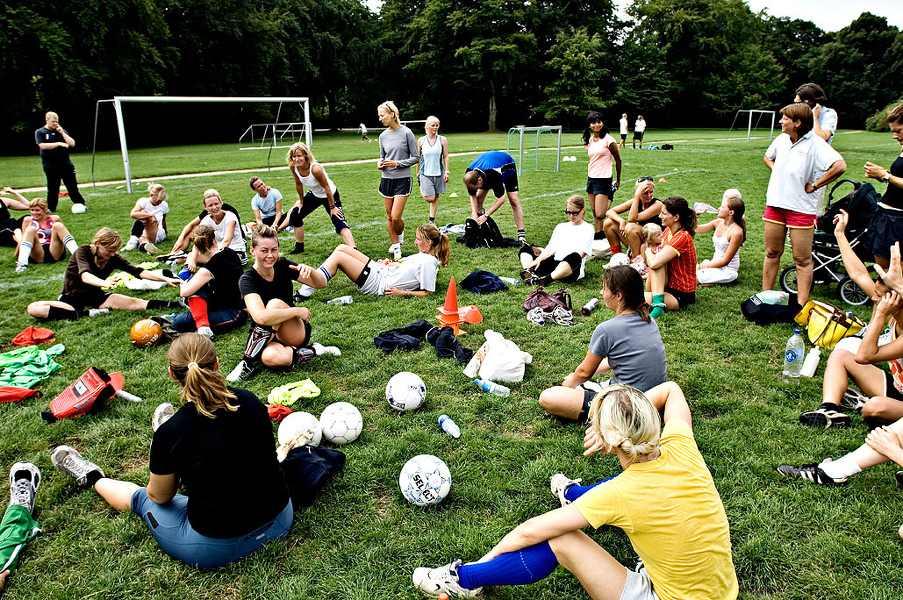 Soccer fitness 01
