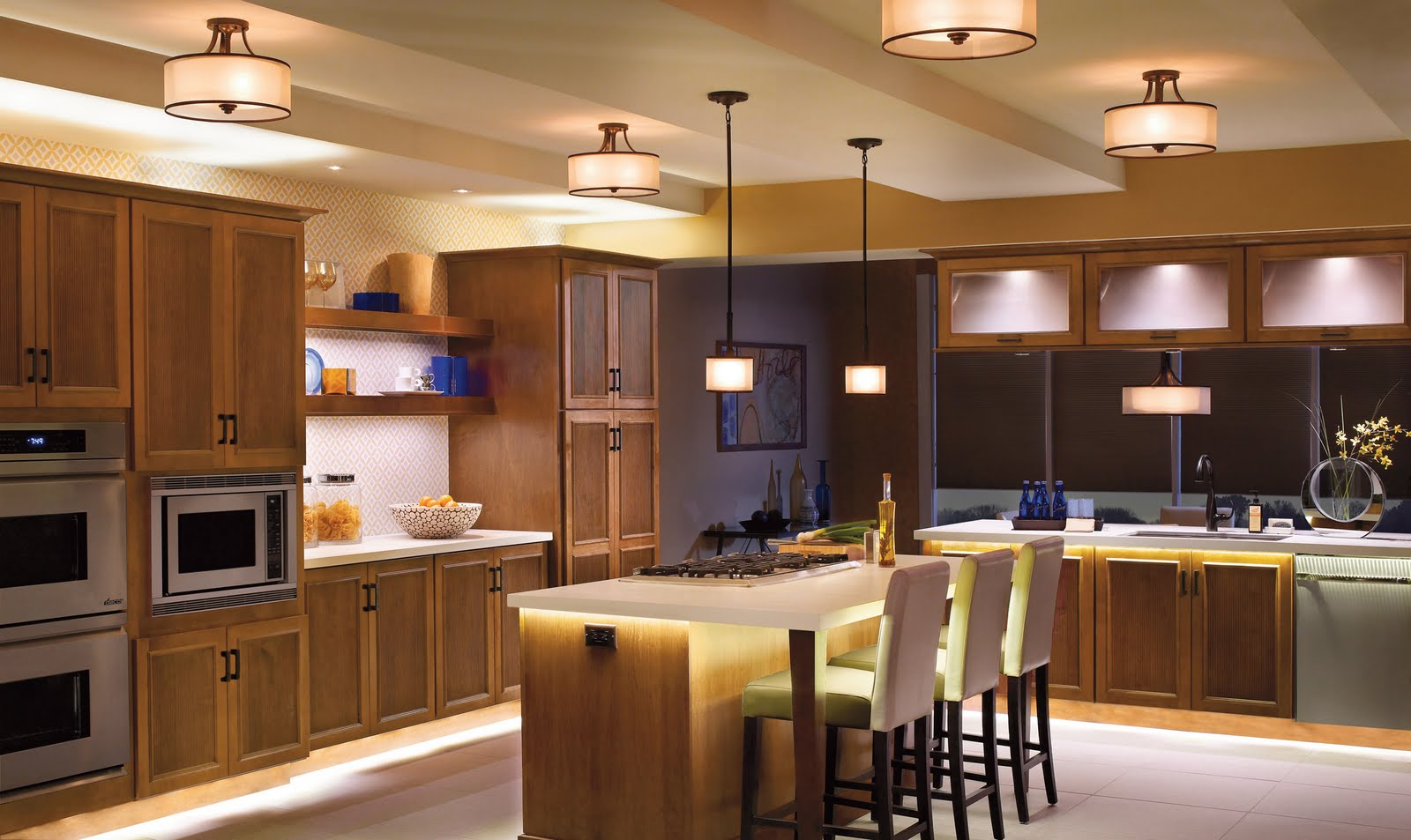 Kitchen Lighting Kitchen Lighting Design Tips Eixei Home Improvement