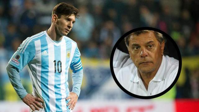 Expreparador físico de Argentina:
