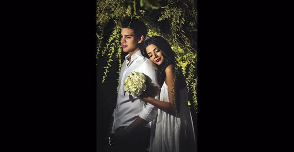 """""""No esperen oro, será una boda modesta"""""""