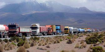 Transporte pesado de Santa cruz define bloqueo de carreteras desde el lunes
