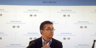 Bolivia denuncia boicot de Japón en Cumbre de Cancún
