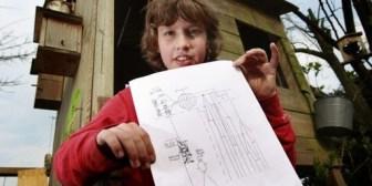 Niño plantea solución para el euro