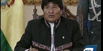 Evo desafía a la ONU y anuncia batalla para que Bolivia exporte coca