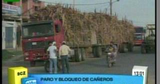 Cañeros amenazan con bloquear carreteras, piden que Gobierno autorice exportación de azúcar