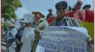 """Intelectuales bolivianos plantean """"fuerza colectiva"""" para revertir poder despótico"""