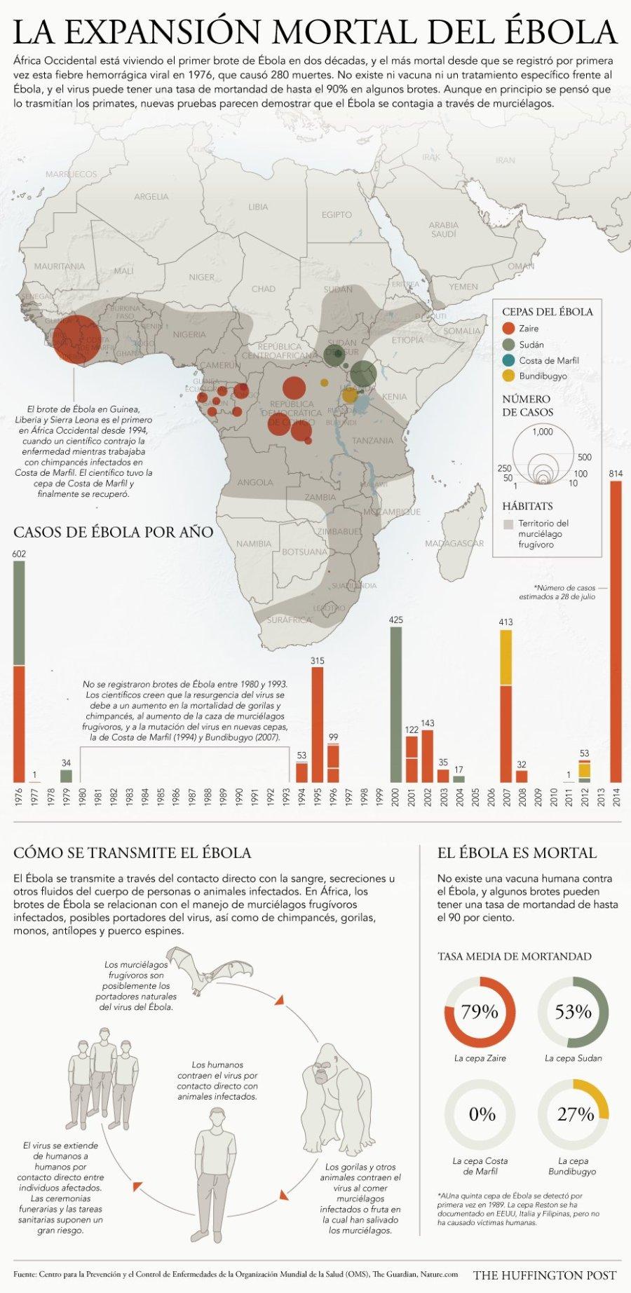 infografia ebola