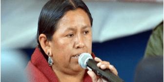 Fondo Indígena dependerá del Ministerio a cargo de la cuestionada Nemesia Achacollo