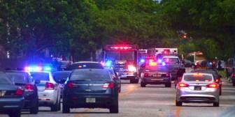 Policías de Florida matan a tiros a un afroaméricano esquizofrénico