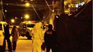 Caso Andrea: detectan 12 metros de sangre en la calle