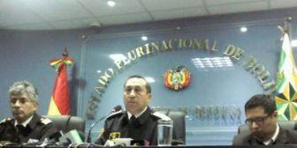Gobierno autorizó llevar bandera boliviana a barco que traficaba armas a Libia