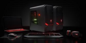 Los gamers son el nuevo objetivo de Lenovo