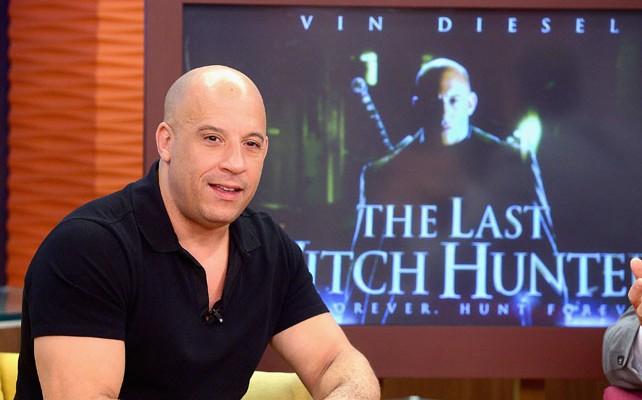 Vin Diesel se defiende de los comentarios sobre su panza