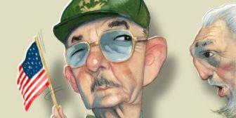 ¿Pero Raúl Castro tiene un hermano?