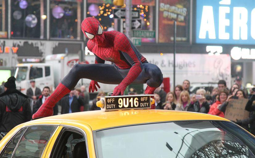 Capitán América: Así es el tráiler de 'Civil War' con Spider-Man