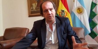Embajador argentino afirma que la política del gobierno de Macri será de no comprar gas a Bolivia