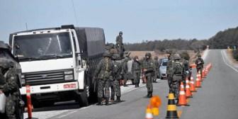 Bolivia instalará 4 controles fronterizos móviles contra el narcotráfico