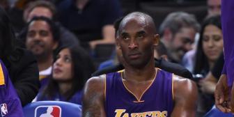 Kobe Bryant anuncia su adiós al baloncesto