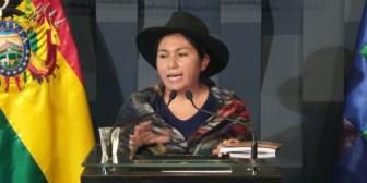 Ministra boliviana amenaza a Infobae por noticia sobre caso Evo/Gabriela/CAMC