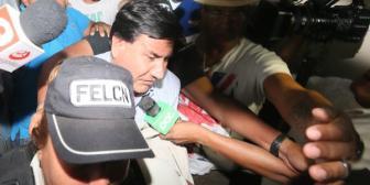 """Detienen en Argentina al exjuez que liberó a """"narcoempresario"""" boliviano"""