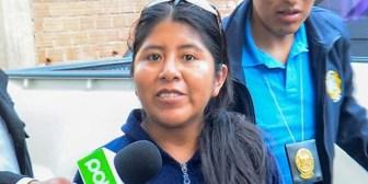 Choque: Quintana se reunía con Valdivia y fiscales en Gestión Social