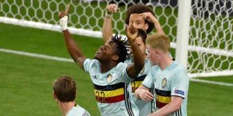 Bélgica vapulea a Hungría y pasa a los cuartos de final