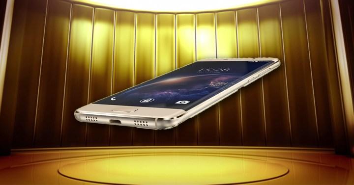 Diseño del Elephone S7