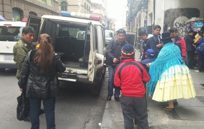 Policía aprehende a persona con discapacidad acusada de violación en la vigilia