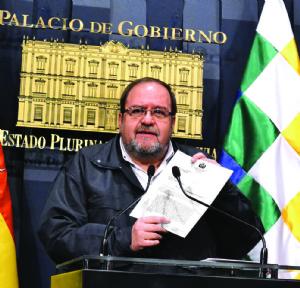 COB levanta sus protestas sin la garantía de reapertura de Enatex