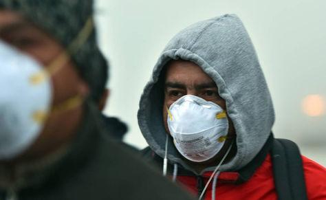 Incrementan los casos de influenza en el oriente.