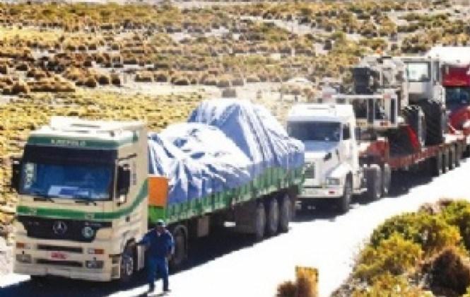 Delegación boliviana que viajará a los puertos buscará reuniones con autoridades chilenas